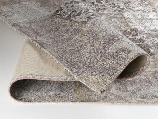 Alanis Allover 469 natur Vintage Teppich modern mit Ornamenten