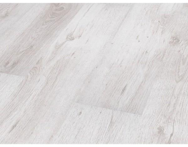 Laminat Eiche Weiß Basic Trend von Kronotex