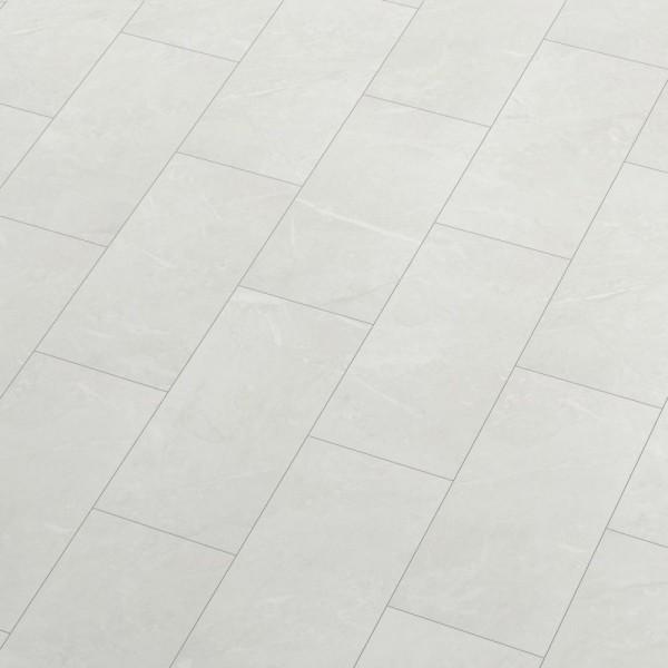 Granit Weiss mit umlaufender V-Fuge